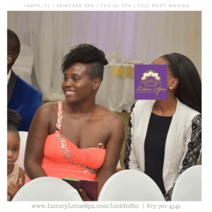 How to look and feel confident, tip to becoming perfectly imperfect, Perfectly imperfect challenge, Esther Nelson, Esther The Esthetician Nelson, black esthetician, tampa esthetician for black men and women, chemical peel special, chemical peels
