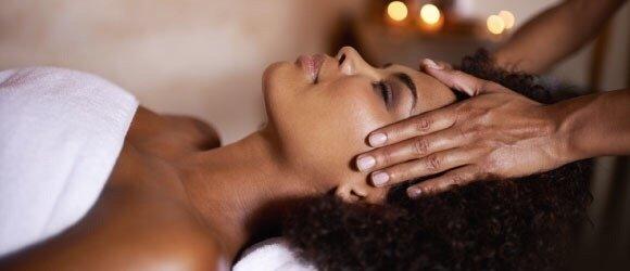 Brown skin esthetician, black esthetician in tampa, black owned spa