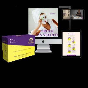 miracle mask bundle virtual facial kits the ultimate self